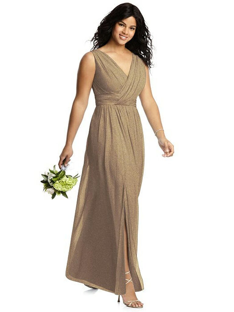 07d0ed372191 40 Plus-Size Bridesmaid Dresses That Are Truly Stunning