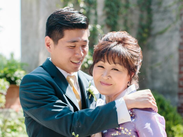 mother of the groom etiquette basics