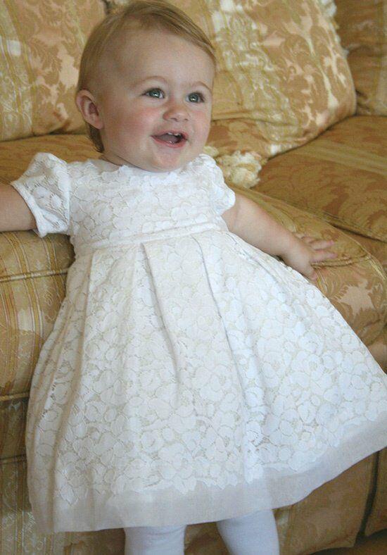 Isabel garretn gala baby flower girl dress the knot isabel garretn gala baby white flower girl dress mightylinksfo