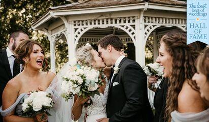 Wedding Venues Missouri Parkville Hawthorne House Front Photo
