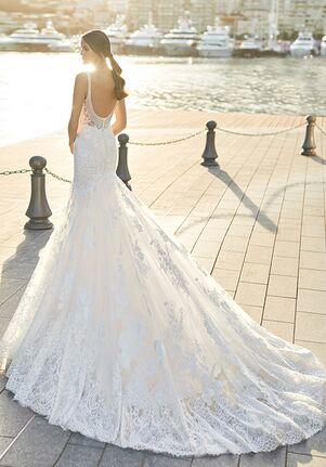 Aire Barcelona ILES Mermaid Wedding Dress