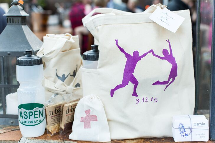Personalized Colorado-Themed Welcome Kits