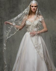 Blossom Veils & Accessories BV1459 Ivory Veil