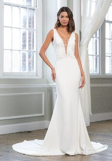 THEIA 890652 Mermaid Wedding Dress