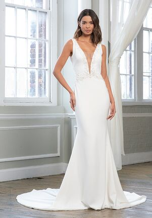 THEIA 890652 Mermaid Wedding Dress