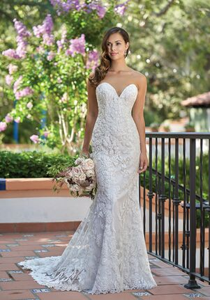 Jasmine Couture T212003 Mermaid Wedding Dress
