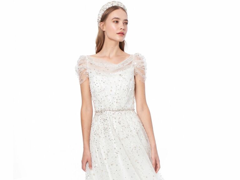 Jenny Packham Adair Gown