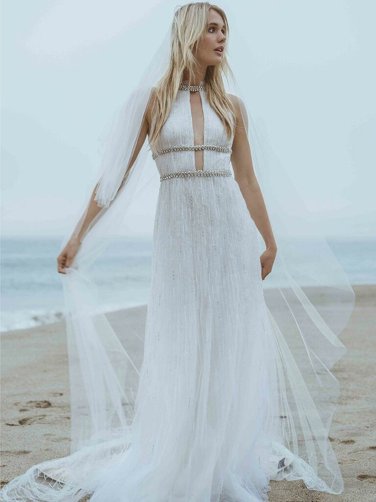 Sabrina Dahan Spring/Summer 2018: Bridal Fashion Week Photos