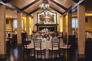 The Villa Ballroom Reception