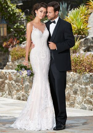 KITTYCHEN IVANA, H1732 Sheath Wedding Dress