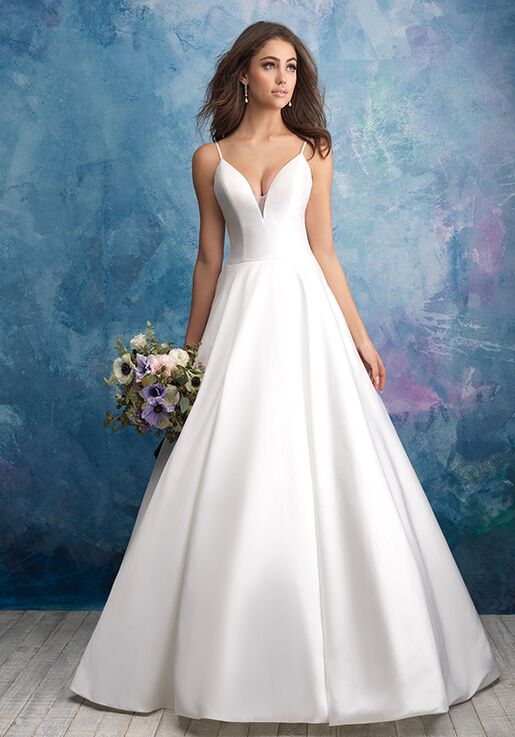 Allure Bridals 9570 Ball Gown Wedding Dress