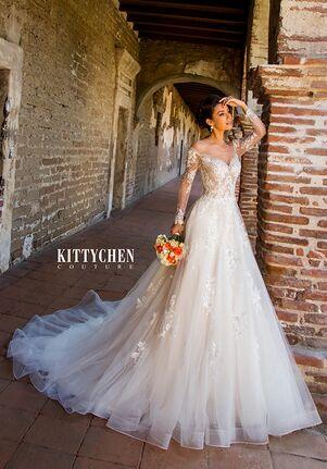 KITTYCHEN Couture CASSANDRA, K1959 Ball Gown Wedding Dress