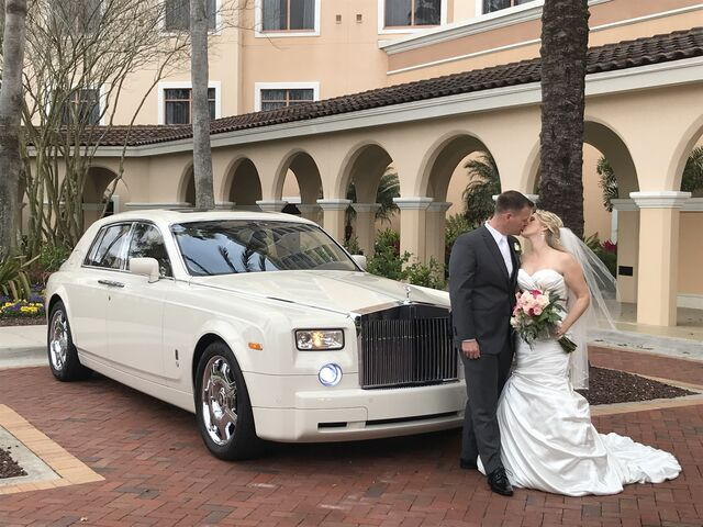 Orlando Wedding Cars Transportation Orlando Fl