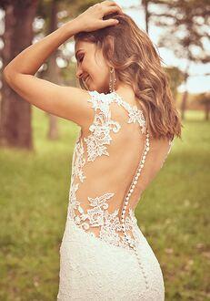 Lillian West 66061 Mermaid Wedding Dress