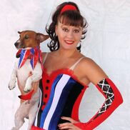 Orlando, FL Animals For Parties |  Dog Show Menestrelli Entertainment