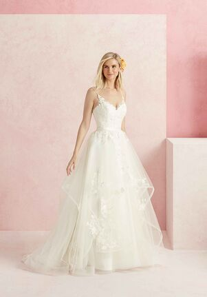 Beloved by Casablanca Bridal BL219 Sweet Ball Gown Wedding Dress