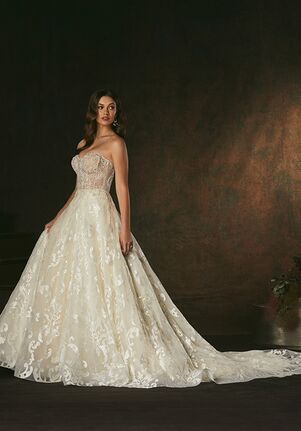 Amaré Couture C151 Josette Ball Gown Wedding Dress