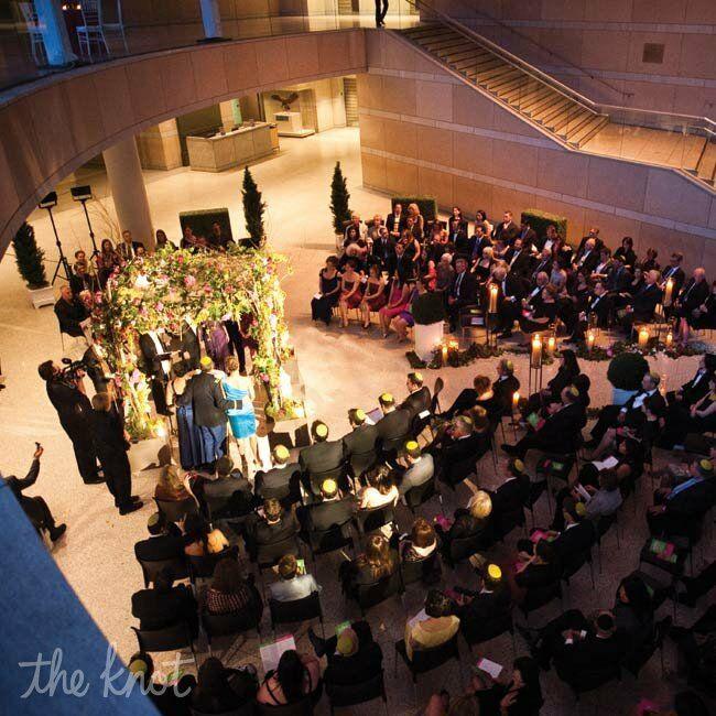 Jewish Ceremony Under Huppah