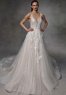 Badgley Mischka Bride Dior A-Line Wedding Dress