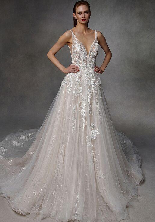 Badgley Mischka Bride Dior Wedding