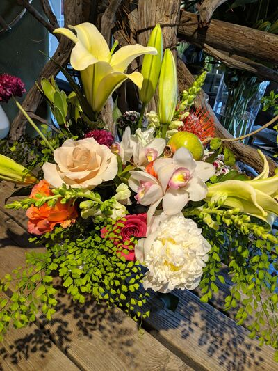 FLORA Fine Flowers & Events