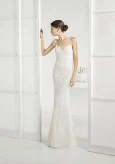 Adriana Alier JABAL Mermaid Wedding Dress