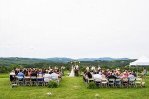 Mountain Top Ceremony at Mountain View Farm