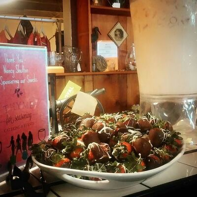 Thyme For Seasoning Catering and Events