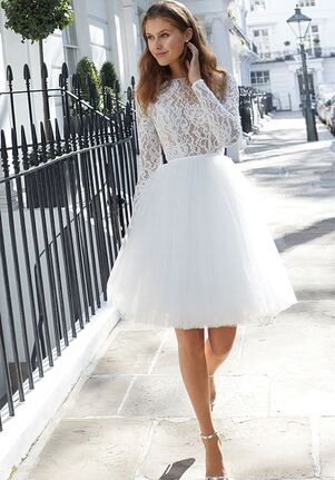 Adore by Justin Alexander 11100 Ball Gown Wedding Dress