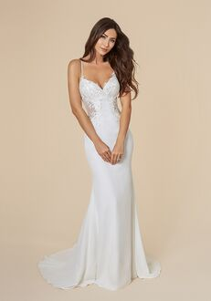 Moonlight Tango T847 Mermaid Wedding Dress