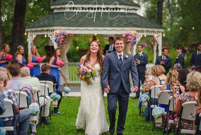 Gallatin River Hideaway Wedding and Event Venues