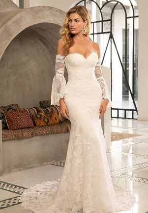 Beloved by Casablanca Bridal BL300 Lennon Mermaid Wedding Dress