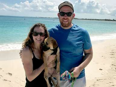 Walk Puppies (for Free!) on Your Honeymoon