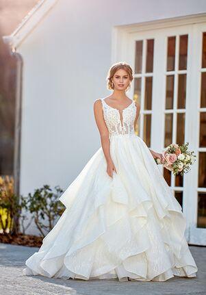 Martina Liana 1124 Ball Gown Wedding Dress