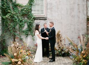 Elegant Ceremony at Race & Religious in New Orleans, Louisiana