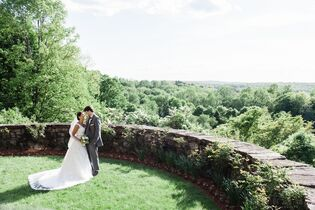 Wedding reception venues in hudson valley ny the knot le chateau junglespirit Images