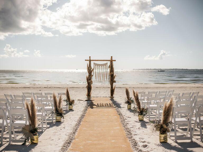 Florida Wedding Venue in Fort Myers Beach, Florida.