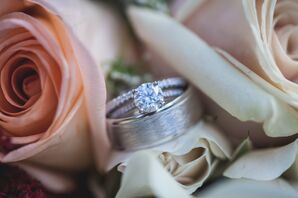 Classic Round Diamond Solitaire Engagement Ring