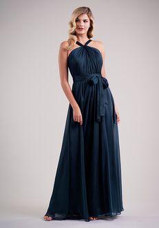 Belsoie Bridesmaids by Jasmine L224007 Halter Bridesmaid Dress
