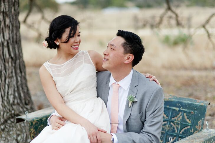 Minh Tran, 31 and an architect, met Miguel Bao, also 31 and an architect, during their first year at the University of Texas, but didn't start dating