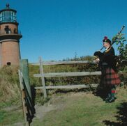 Falmouth, MA Bagpipes | Pipe Major Sheldon C. Hamblin, Bagpiper, Cape Cod