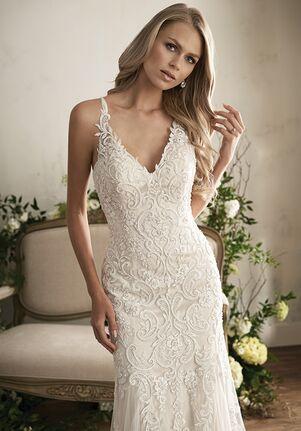 Jasmine Couture T202003 Mermaid Wedding Dress