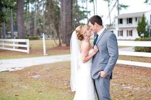 Lindsey and Jake's Georgia Wedding
