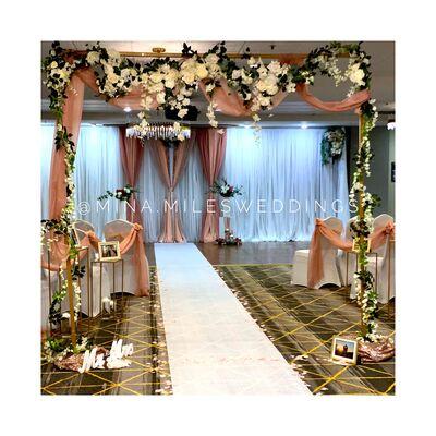 Mina Miles & Co Wedding Planning and Design