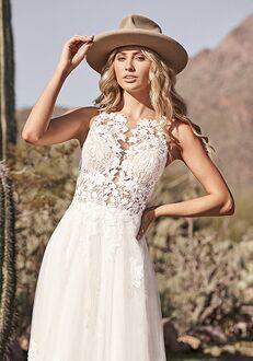 Lillian West 66159 A-Line Wedding Dress