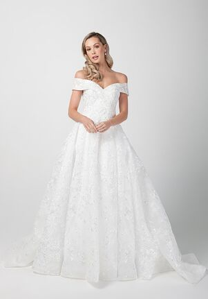Michelle Roth for Kleinfeld Gigi Wedding Dress