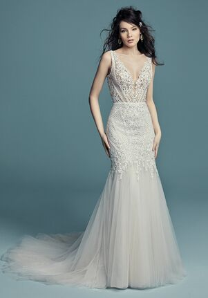 Maggie Sottero Tanner Wedding Dress