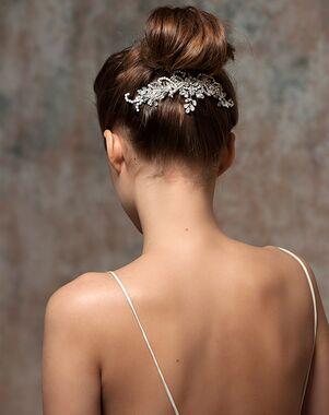 To Have & To Borrow Sophia Silver Headband