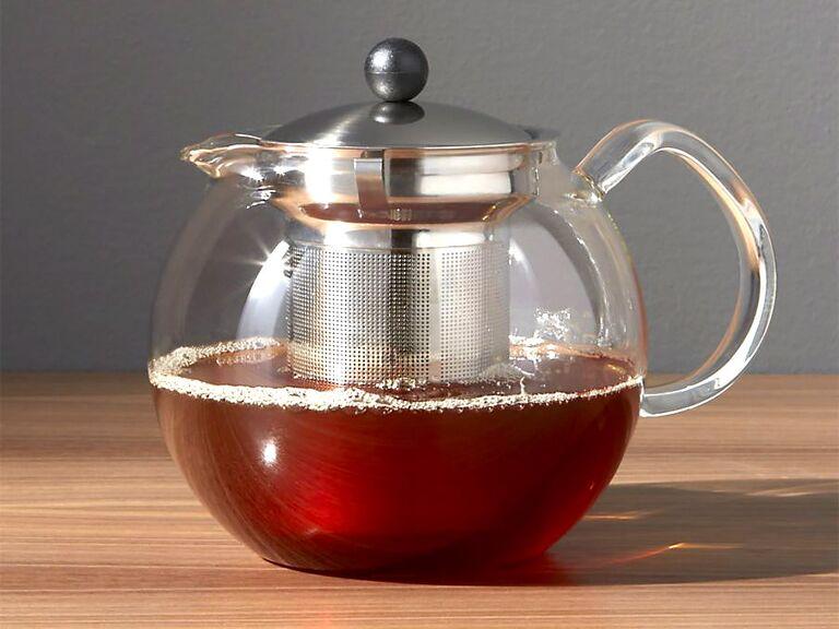 Bodum glass tea kettle