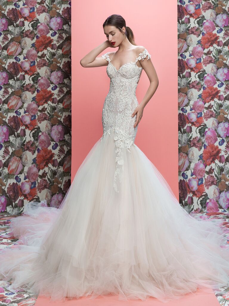 Galia Lahav Spring 2019 Collection: Bridal Fashion Week Photos